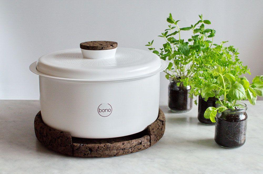 Composteur De Cuisine Design