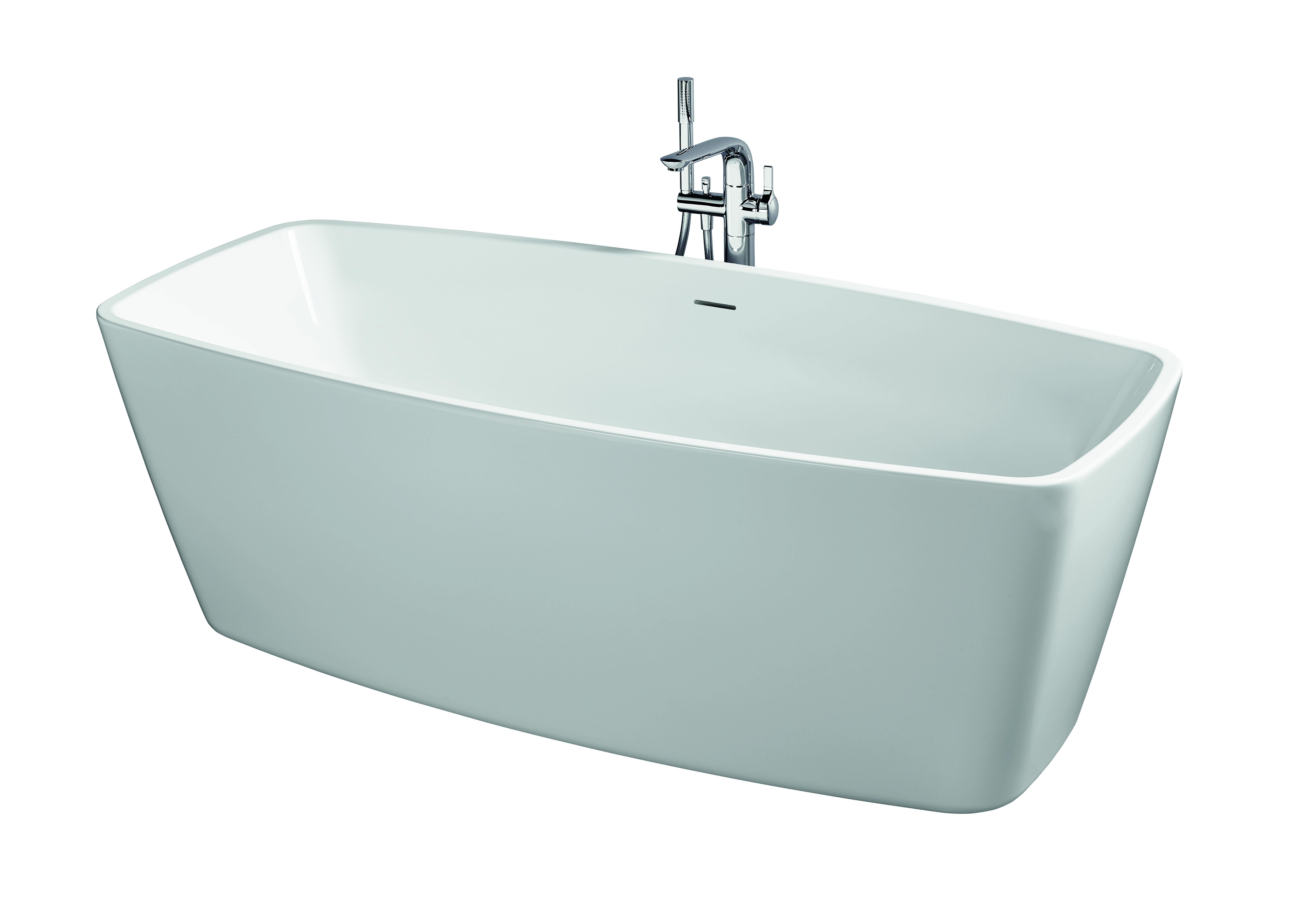 Crostolo freestanding bath by Sottini. Crostolo has an elegantly ...