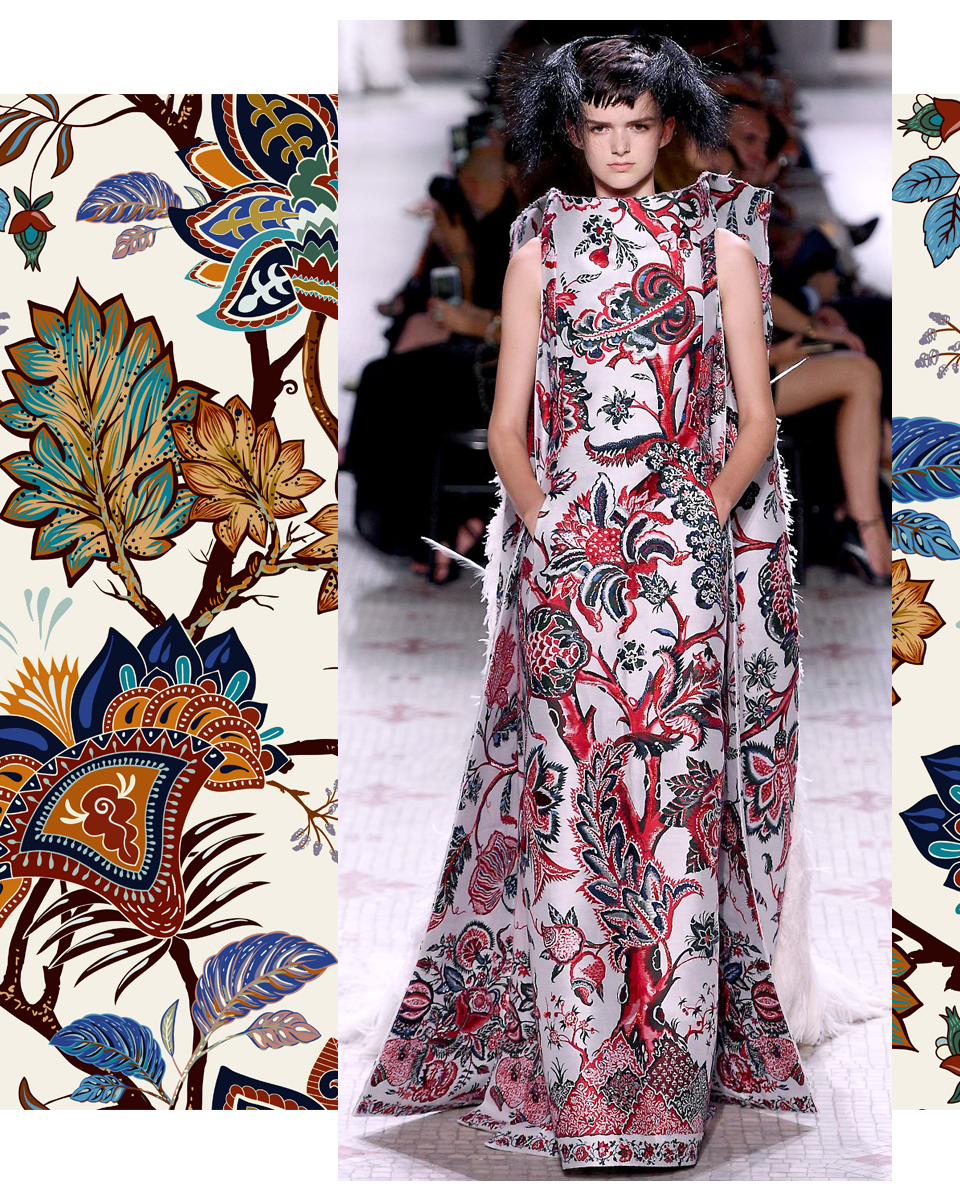 New Autumn Winter 2020 21 Print Trend Tudor Times Color Trends Fashion Print Trends Fashion Trend Pattern