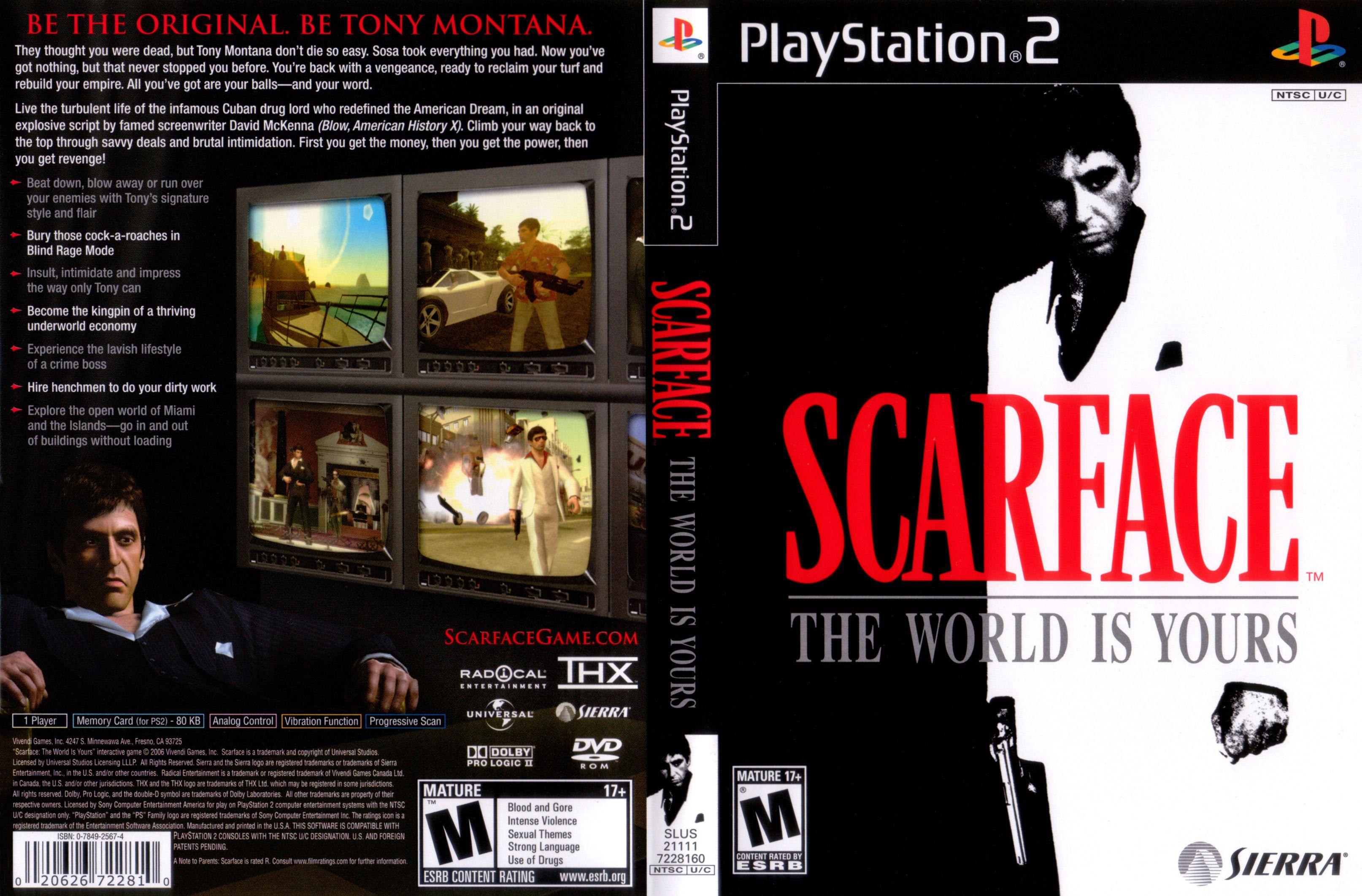 Tony Fuck Montana Scarface <3 | Games | Pinterest