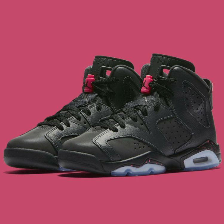 Nike Air Jordan 6 Retro GG (543390-008