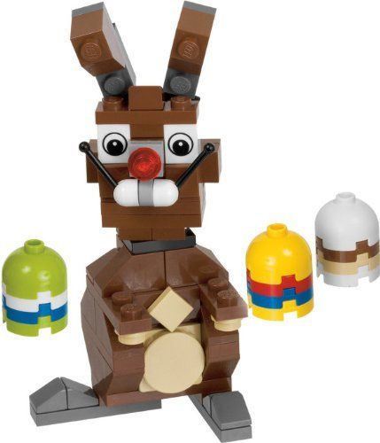 Lego easter bunny with eggs 40018 legohttpamazondp lego easter bunny with eggs 40018 legohttpamazon negle Choice Image