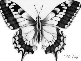 Pin De Mª Angeles Onieva En Dibujos A Lapiz Mariposas Dibujos A Lapiz Mariposas A Lapiz Dibujos