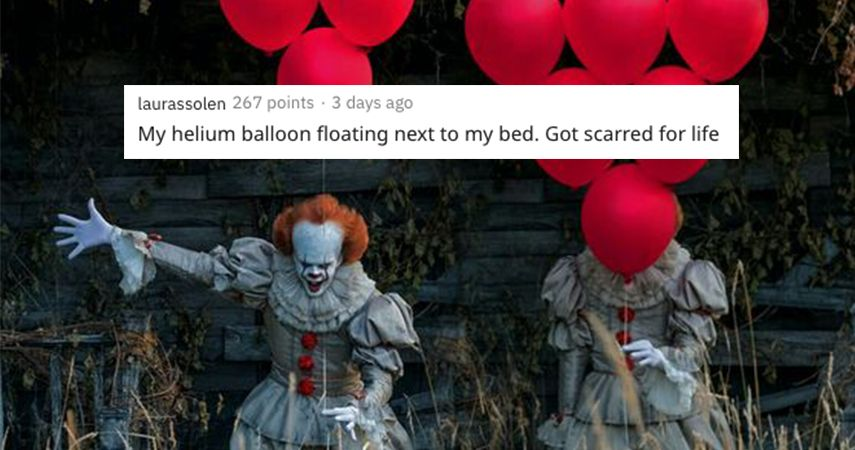 15 Terrifying Things People Have Woken Up To in 2020