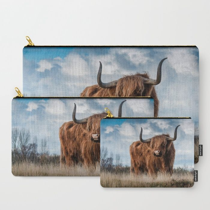 Highlander 2 Carry-All Pouch by Mixed Imagery | Society6