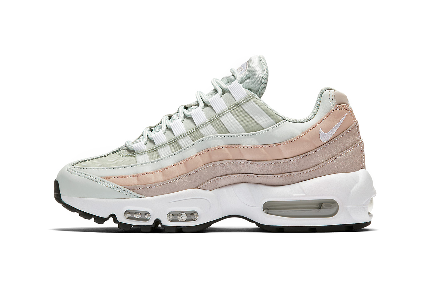 Peep the Pastel Shades on Nike's Air Max 95