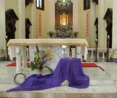 Lenten Decorations For Church Valoblogi Com
