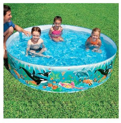 Intex Ocean Reef Snapset Pool 72 X 15 To View Further For