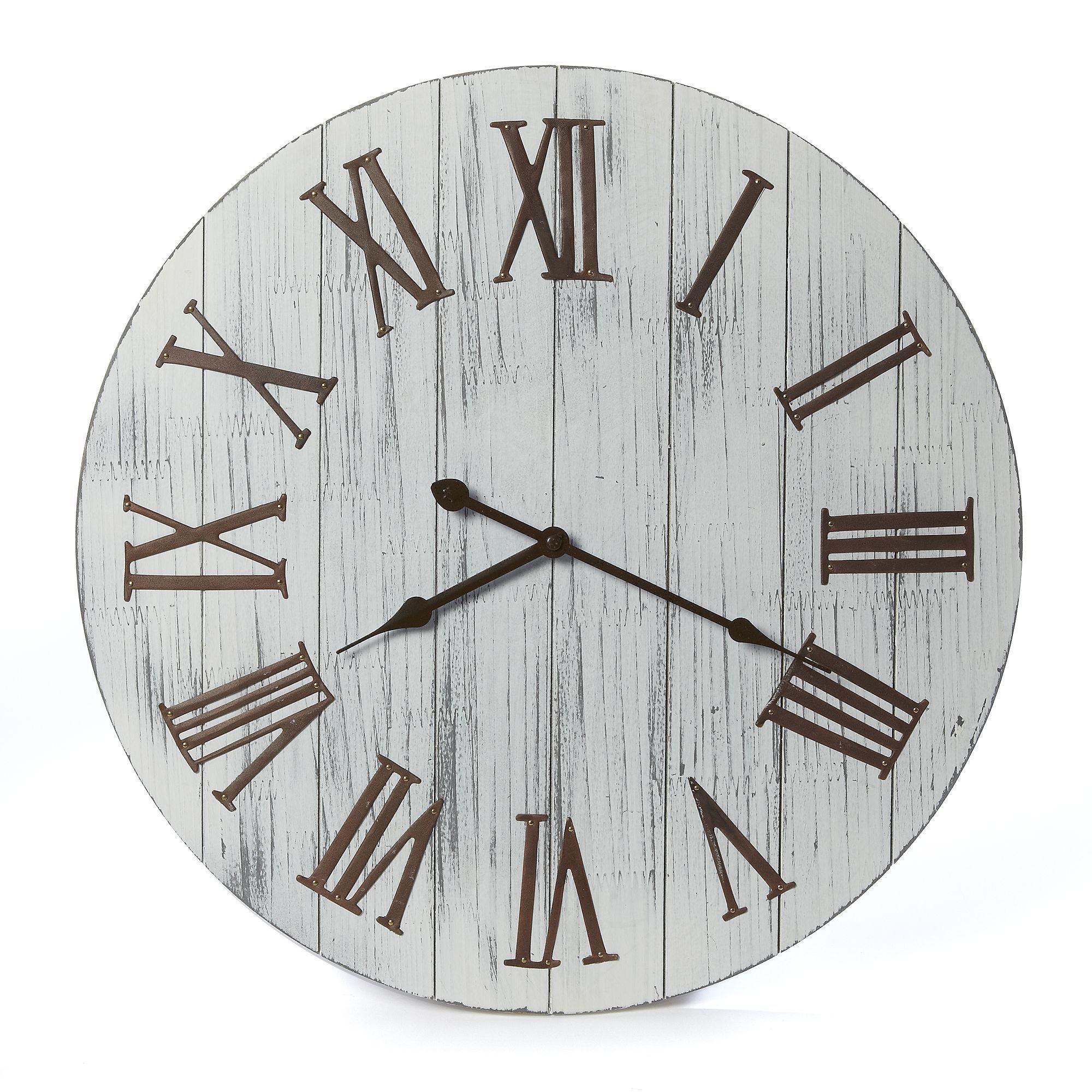 Memory Clock Horloge Murale D50cm Horloges Murales Alin A Et Horloge