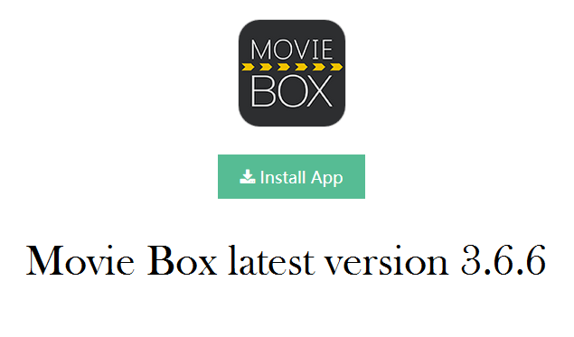 Movie Box latest version 6.3.3 download and install