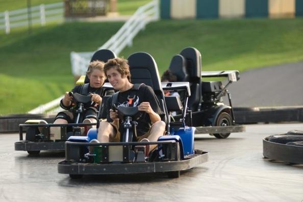 Go Kart Racing Pa >> Racing Go Karts At Woodward Camp Pa Recreation Go Kart