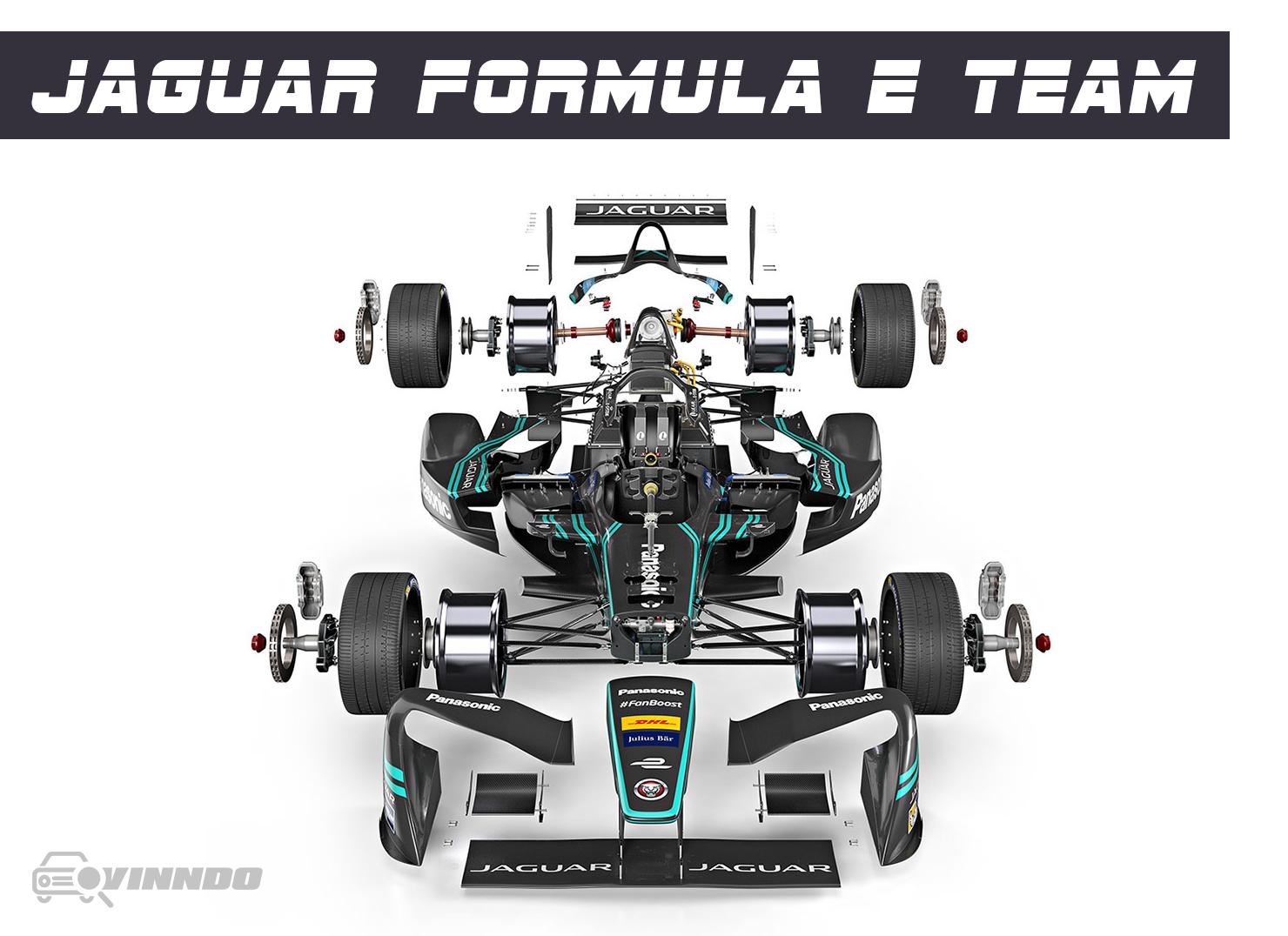 Jaguar Auto Parts >> Jaguar Formula E Team Vinndo App Automotive Auto Parts Seller
