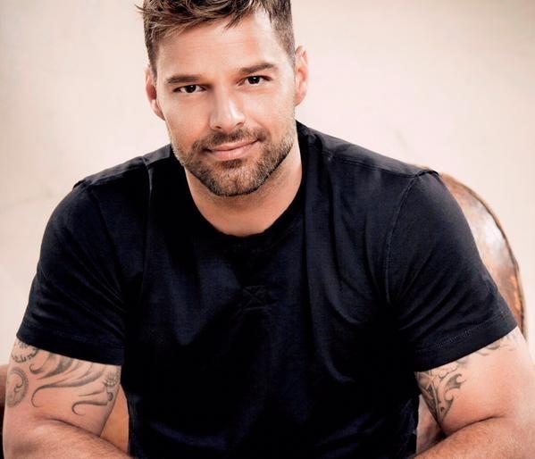 Patrick McNamara - Ricky Martin, Southern Arcana series by Moira Rogers