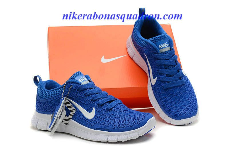 Nike Free 6.0 Womens Royal Blue Running Shoes | Nike free