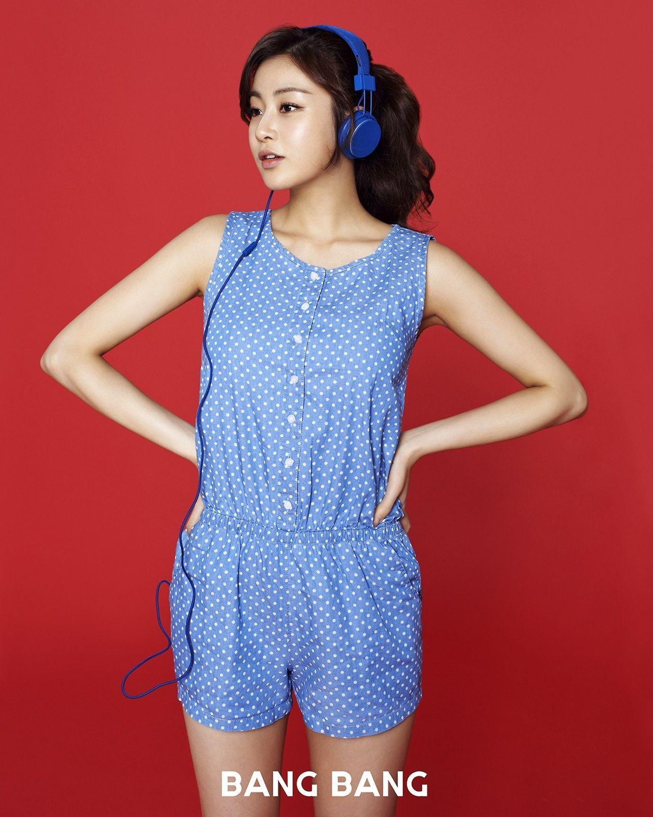 Pin on Actress Kang So-Ra 강소라