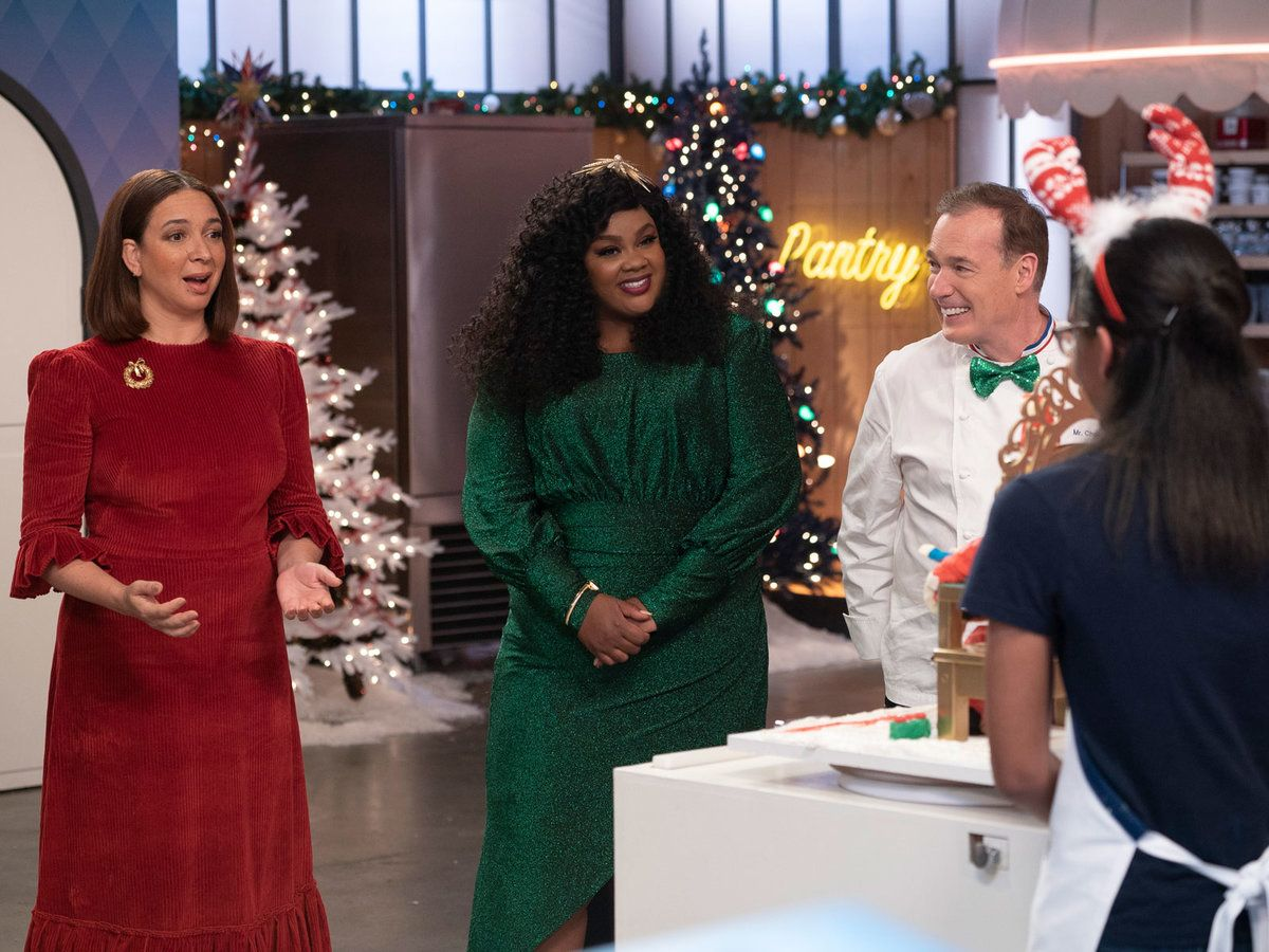 All the New Holiday Food TV and Movies to Stream This Year