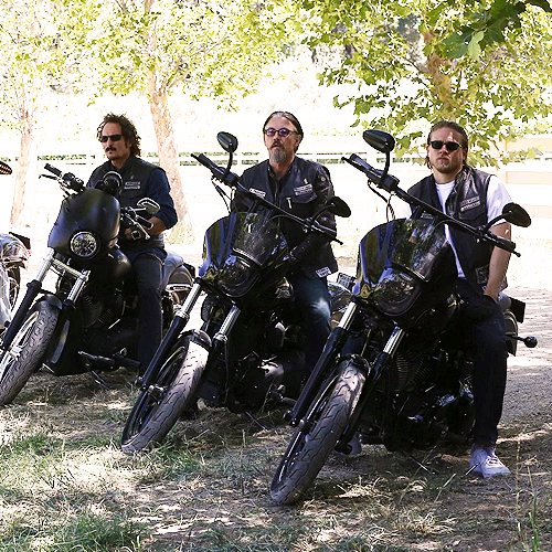 Tigg Chibbs And Jax Sons Of Anarchy Sons Of Anarchy Samcro Anarchy
