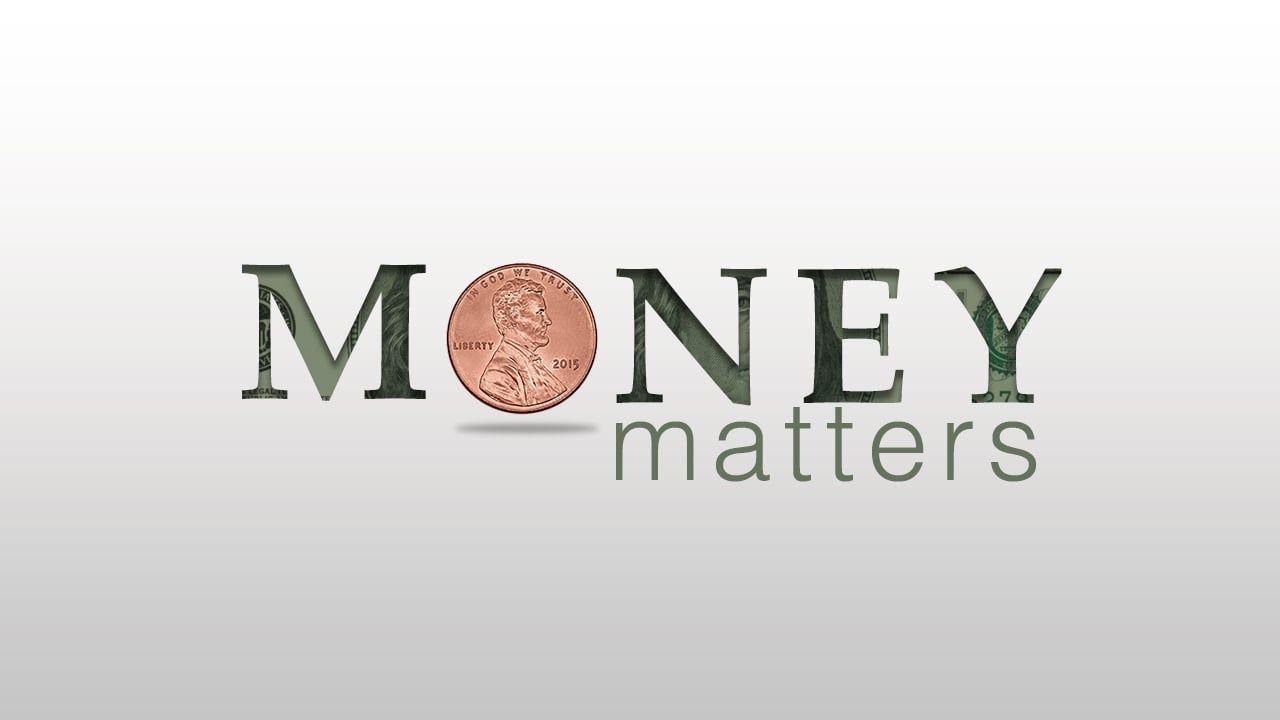 Money Matters Promo