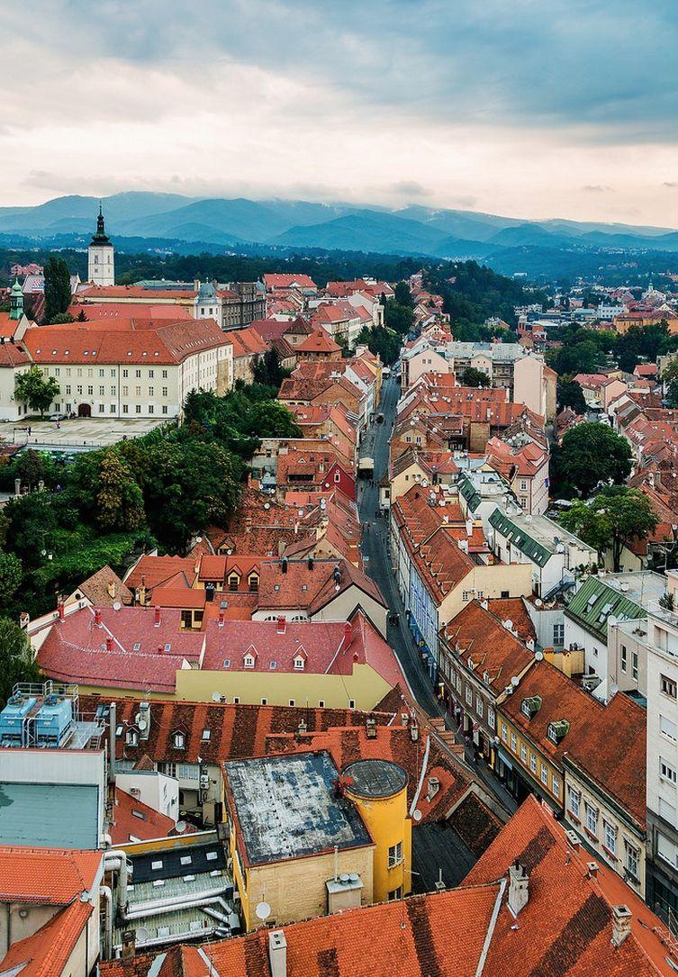 Westeastsouthnorth Zagreb Croatia Evy S Inspirations Cool Places To Visit Croatia Croatia Travel