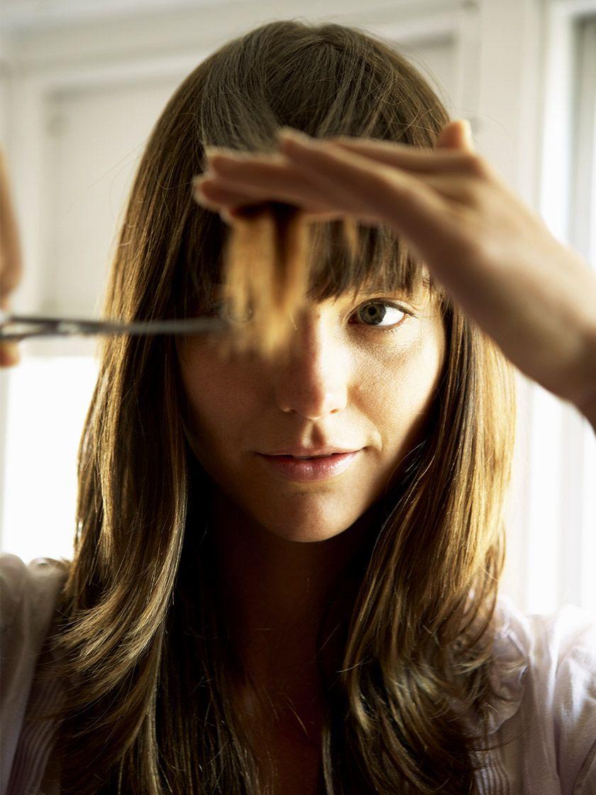5 haar-verschönerungen, für die du nicht zum friseur musst