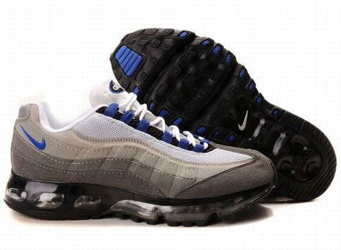 5bfa313ab5eb8d KJb1jm Men s Nike Air Max 95 360 Grey Blue White UK Sale