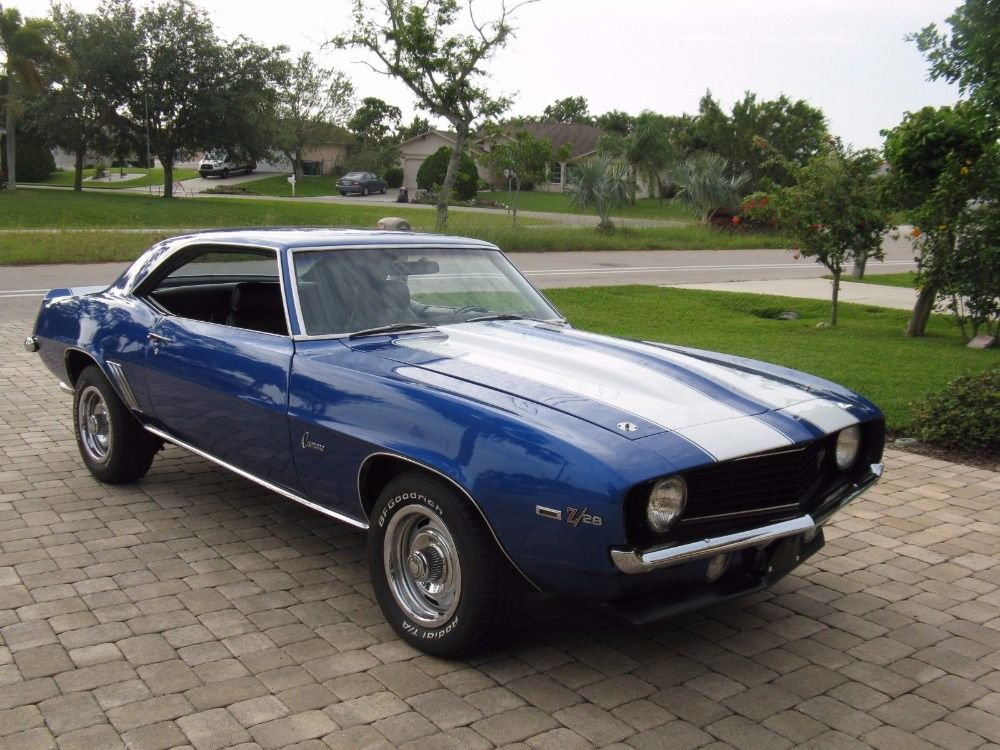 Used 1969 Chevrolet Camaro -REAL X11 CODE-NICE PAINT-FLORIDA CAR-350 ...