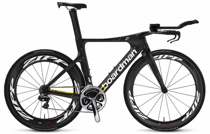 Triathlon Time Trial Bikes Look Pretty Cool