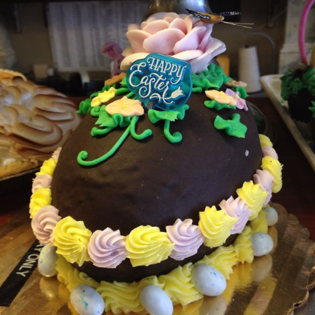 Chocolate covered Easter Eggs! | Easter | Pinterest
