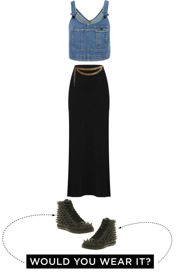 """""""would you wear it?"""" by mk-vogue ❤ liked on Polyvore"""