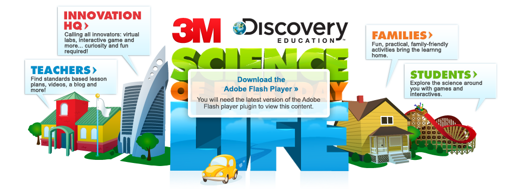 3M Science of Everyday Life - Discovery Education  Discovery
