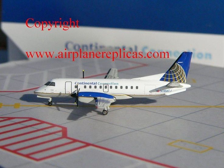 Airbus A300b4 203 Continental Airlines Aviation Photo 0488307 Airliners
