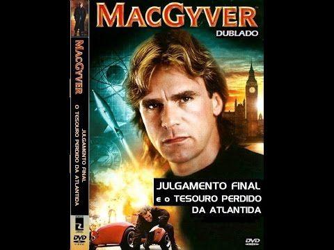 Macgyver Julgamento Final Dublado 1994 Filmes Antigos Filmes Dvd