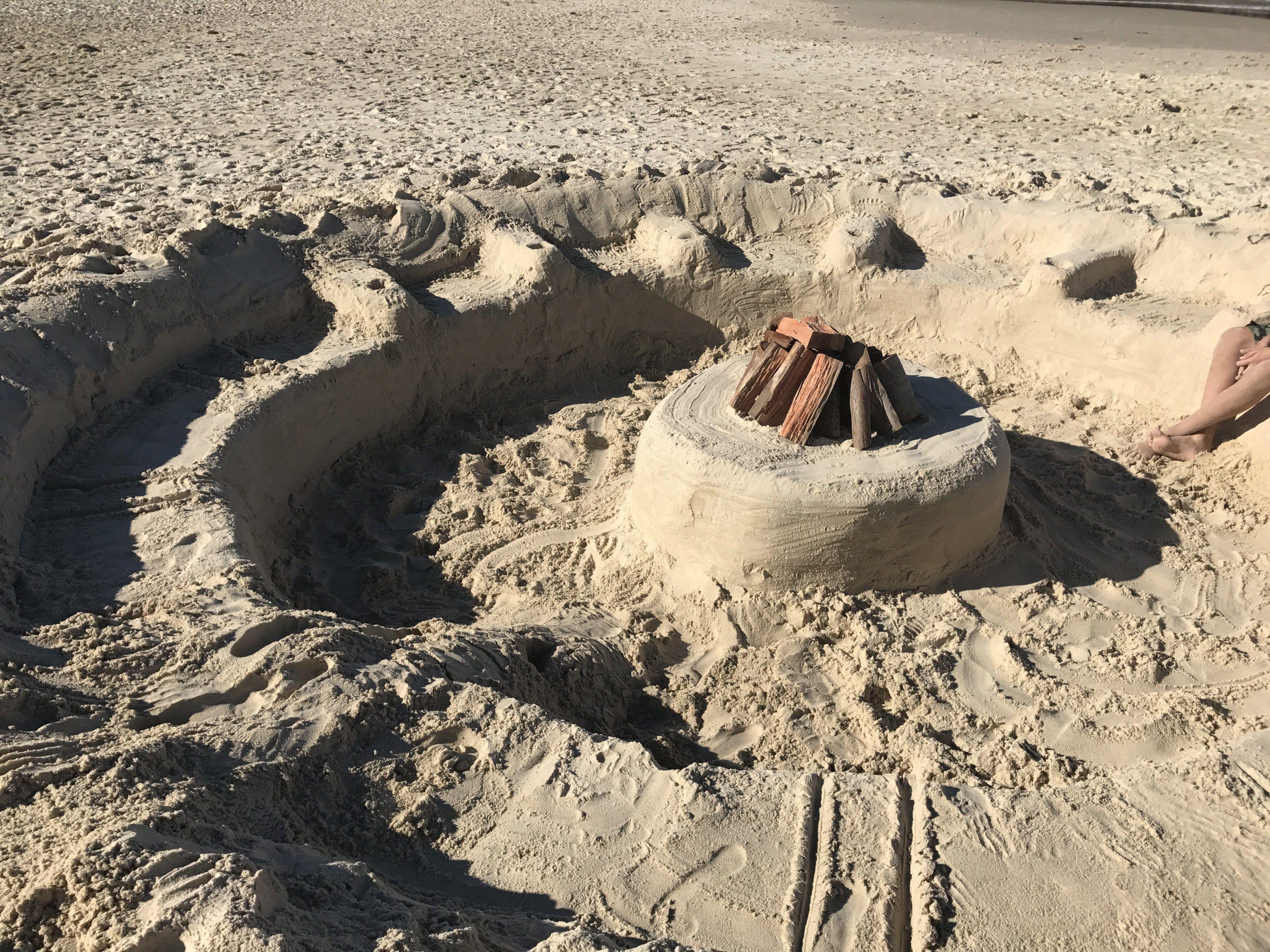 Good Night Sand fire pits, Big family, Summertime fun