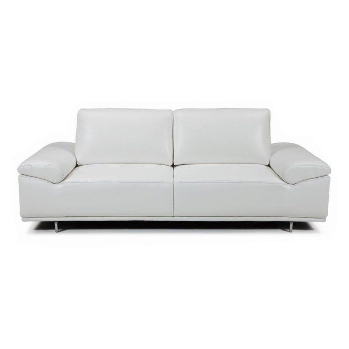 Outstanding 4 069 Bellini Modern Living Roxanne Sofa With Adjustable Caraccident5 Cool Chair Designs And Ideas Caraccident5Info