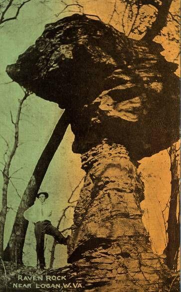 Raven Rock Near Logan Logan Photo Album Topix West Virginia History Virginia Hill West Virginia