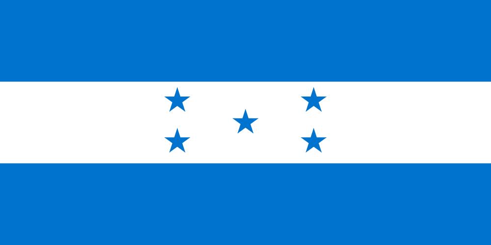 Flag Of Honduras Honduras Flag Flags Of The World Flag