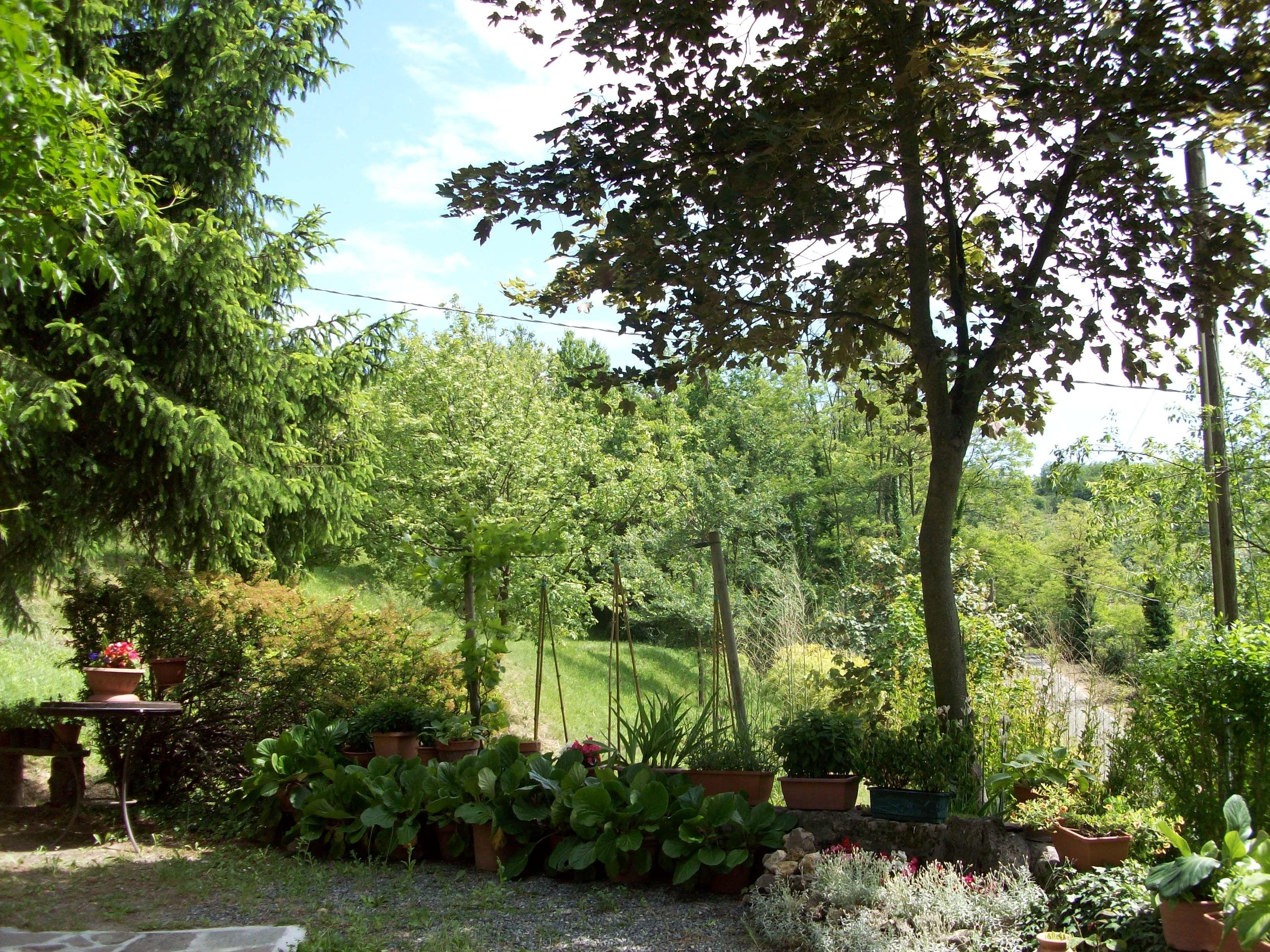 Giardino rustico paesaggi e fiori pinterest - Giardino rustico ...