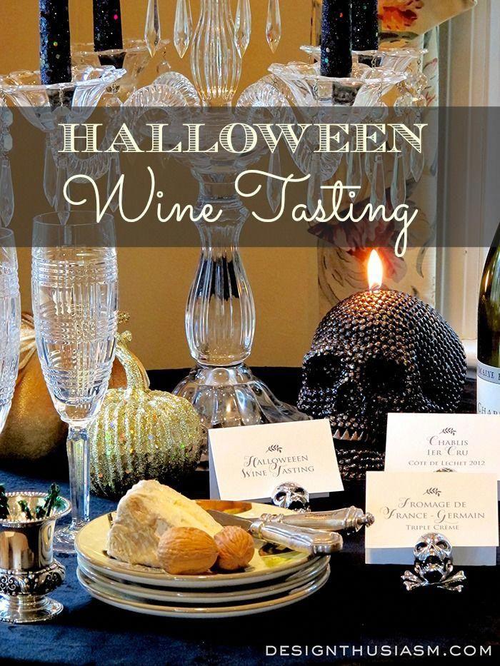 Halloween Decoration Ideas How to Style Elegant Halloween