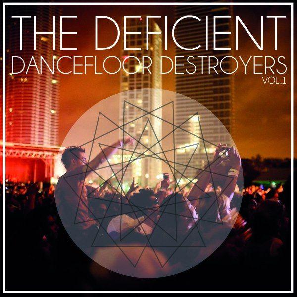 The Deficient Dancefloor Destroyers Vol 1 Disco Movie Posters Demon
