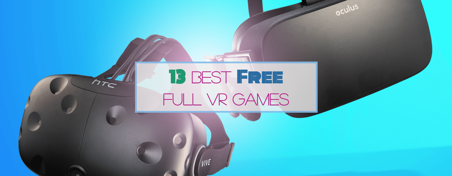 best free games for htc vive