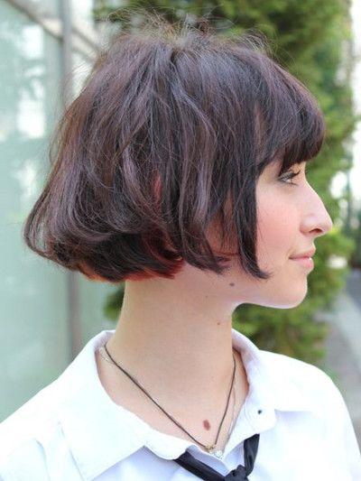 木村カエラ風スパイシーボブ Difino ディフィーノ のヘアスタイル