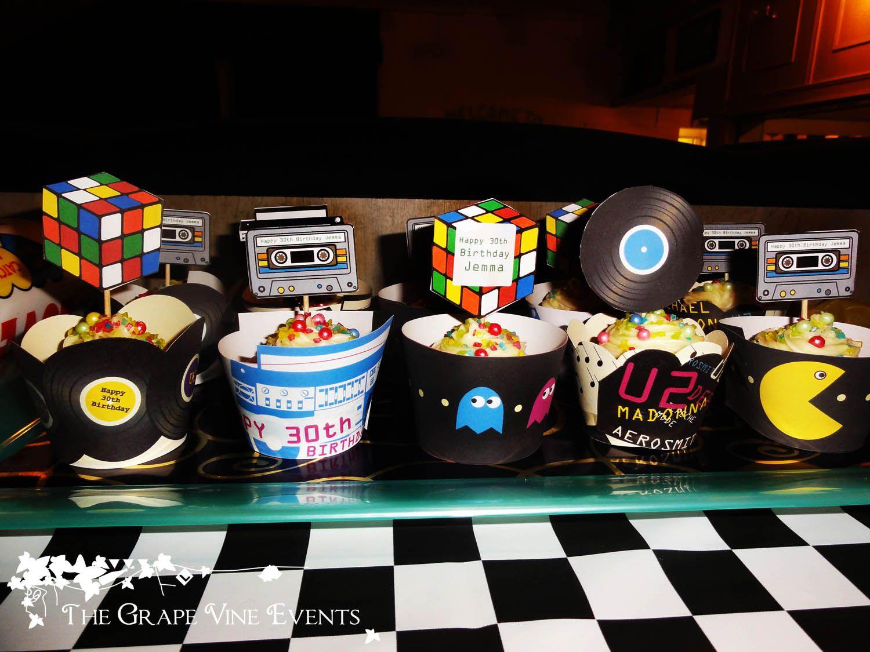 Google themes pacman - 80 S Theme Party Desserts Google Search