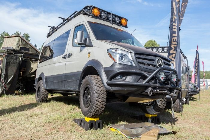 Exceptional Adventuremobiles From Overland Expo 2017