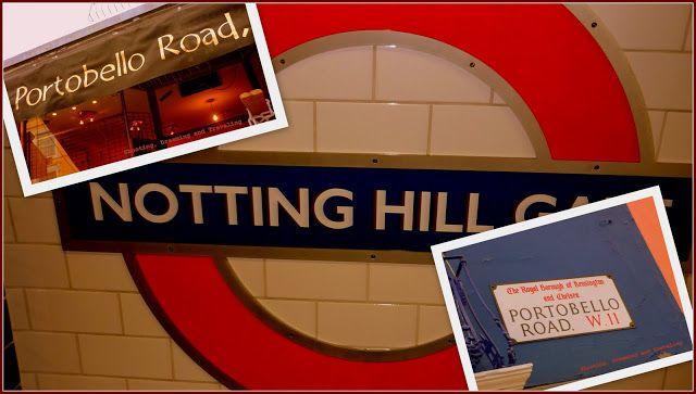 shooting, dreaming and traveling: Paseando por Notting Hill y Portobello Road (Londres)