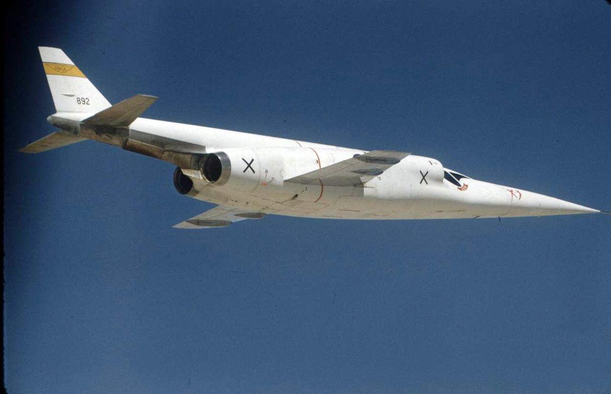 Douglas X-3 — реактивный «стилет», не оправдавший надежд ...