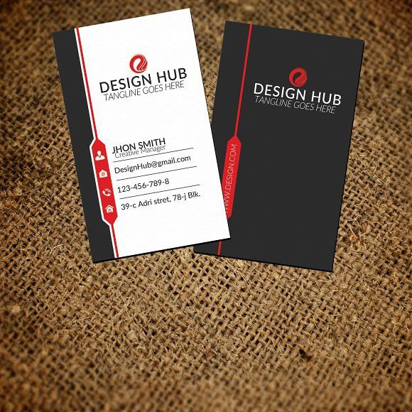 Vertical business card template creative business card templates vertical business card template creative business card templates cheaphphosting Gallery