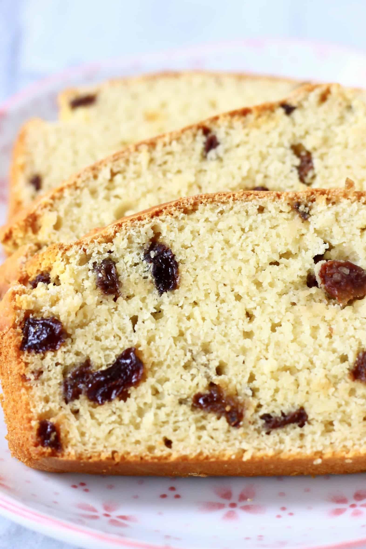 GlutenFree Vegan Irish Soda Bread Gluten free yeast