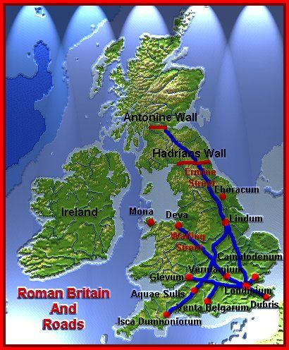 The Consequences Roman Contact Had on British Religion