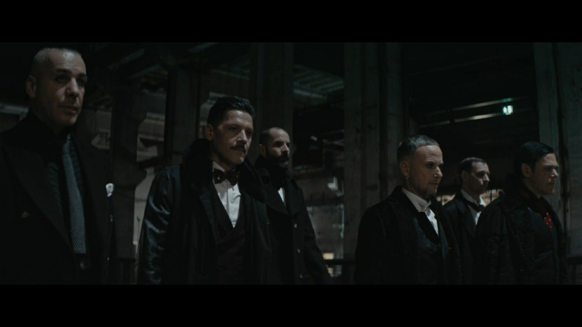 Rammstein Rammstein Gruppenfoto Till Lindemann