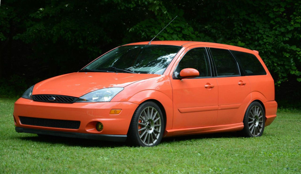 Focus svt wagon ford